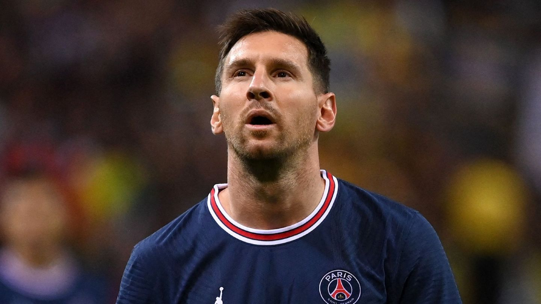 Lionel Messi PSG 2021-22