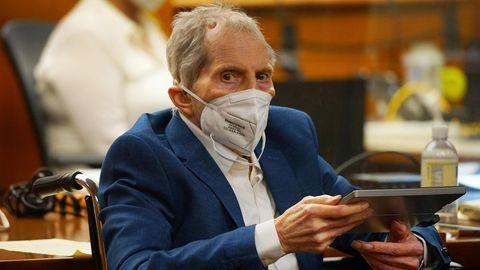 Mordurteil: Robert Durst vor Gericht