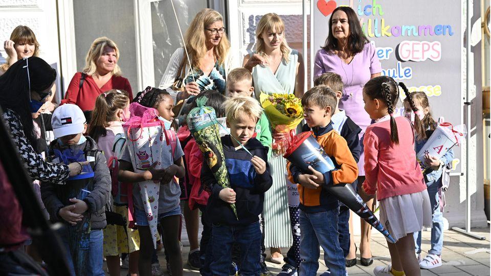 Schulbeginn Österreich