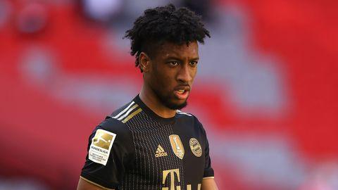 Kingsley Coman, Bayern Munich 2021