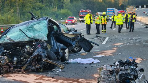 Verkehrsunfall Hessen
