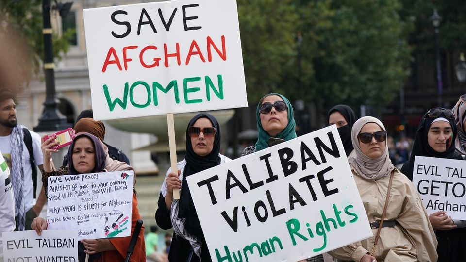 Proteste Afghanistan