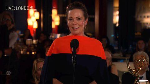 """Emmy Awards: Olivia Colman gewinnt mit """"The Crown"""""""