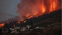 """Die örtlichen Behörden riefen die Bevölkerung zu """"extremer Vorsicht"""" auf. Rund 5000 Menschen mussten ihre Häuser verlassen."""