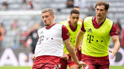 Zu viel Einsatz: Zwei Verletzte im Training des FC Bayern - Cuisance und Roca als Übeltäter