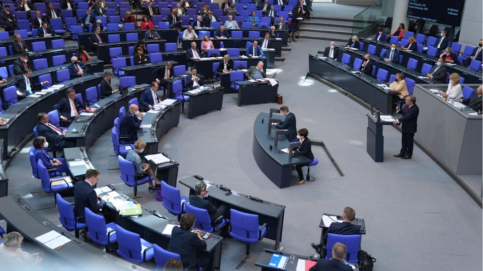 Wer schafft den Sprung in den Bundestag?