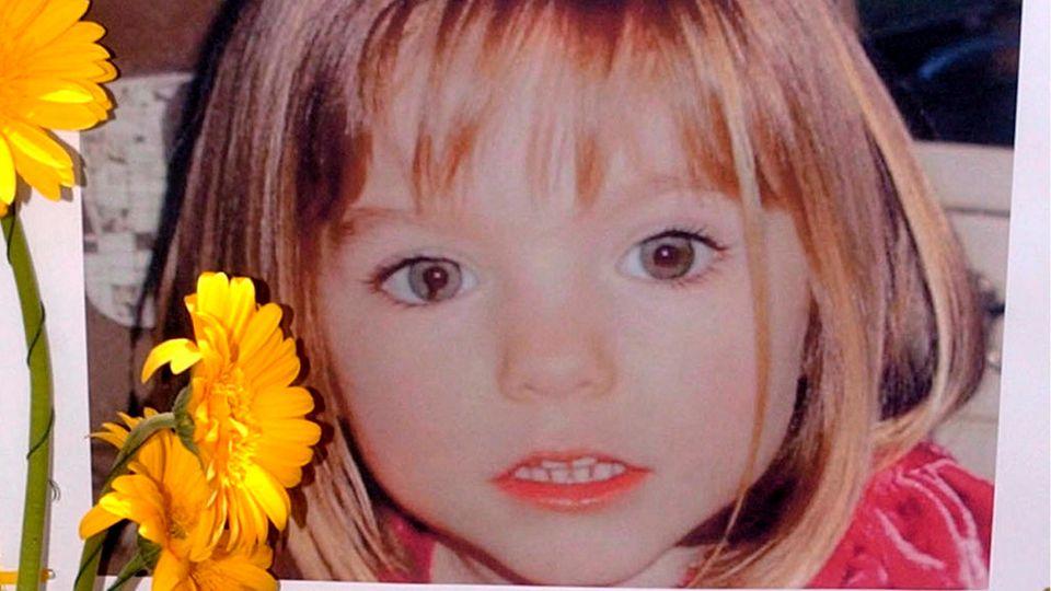 Madeleine McCann verschwand 2007 aus einem Appartement in Portugal