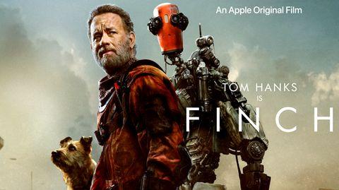 """Tom Hanks im Apple-Film """"Finch"""""""