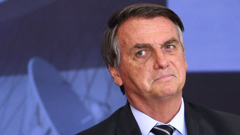 Brasiliens Präsident JairBolsonaro