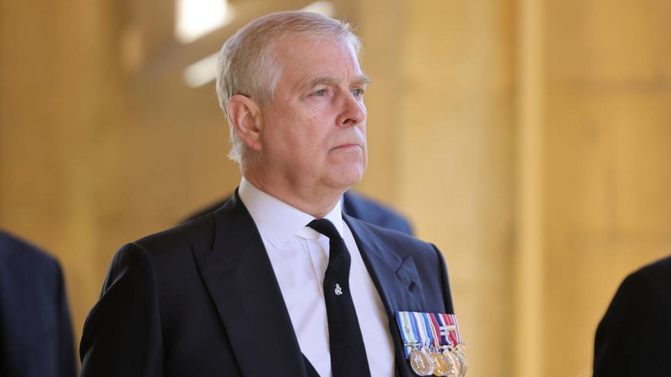 Prinz Andrew