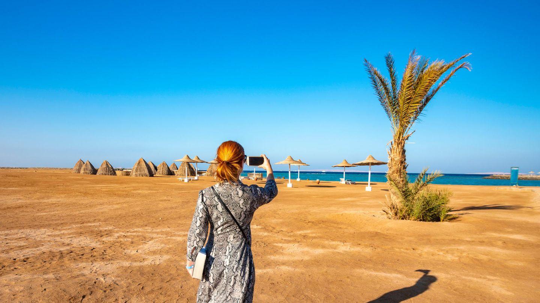 Bild 1 von 12der Fotostrecke zum Klicken:Ägypten  Das in den Wintermonaten beliebte Reiseland am Nil und Roten Meer ist bereits seit dem 24. Januar 2021 laut RKI einHochrisikogebiet.