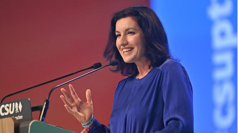 CSU-Politikerin Dorothee Bär