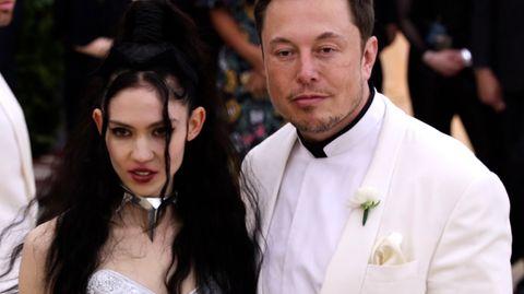 Elon Musks Sohn XAE soll seine Muter nicht Mama nennen