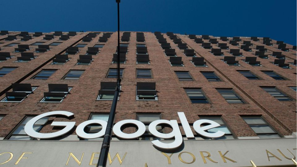 Google kauft Bürogebäude in New York