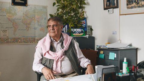 Portrait von Nek Mohamad