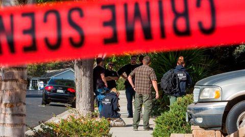 Einer von zahlreichen Tatorten im vergangenen Jahr: Ein Mann erschießt in einem Nachtclub in Kalifornien zwölf Menschen