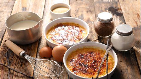 Rezept Apfel-Crème Brûlée