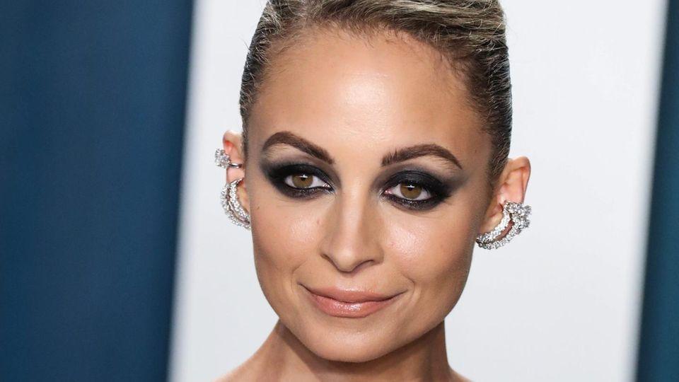 Nicole Richie bei der Vanity Fair Oscar Party 2020