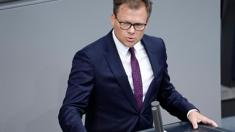 SPD-Politiker Carsten Schneider