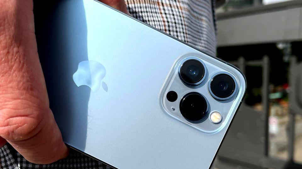 iphone 13 Pro Max im Kameratest