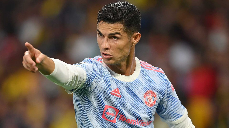 Cristiano Ronaldo Man Utd 2021-22