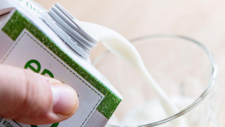 """Eine EU-Verordnung regelt seit 2013, was sich als """"Milch"""" bezeichnen darf"""