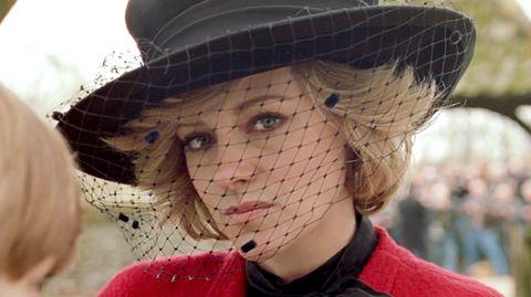 """Kristen Stewart als Lady Diana in """"Spencer"""""""