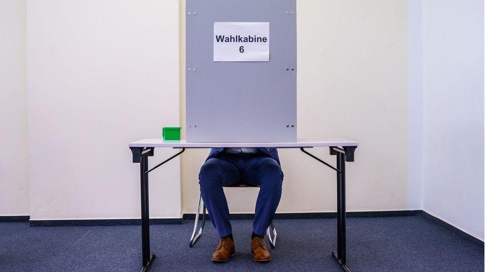 Wahlkabine - was ist erlaubt und was ist verboten?