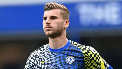 Timo Werner Chelsea 2021-22