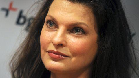 Linda Evangelista im Jahr 2014