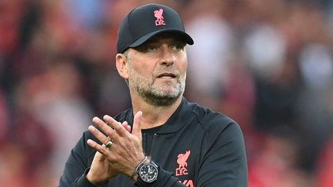 Jurgen Klopp Liverpool 2021