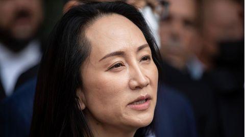 Meng Wanzhou verliest eine Erklärung vor dem Obersten Gerichtshof in Vancouver