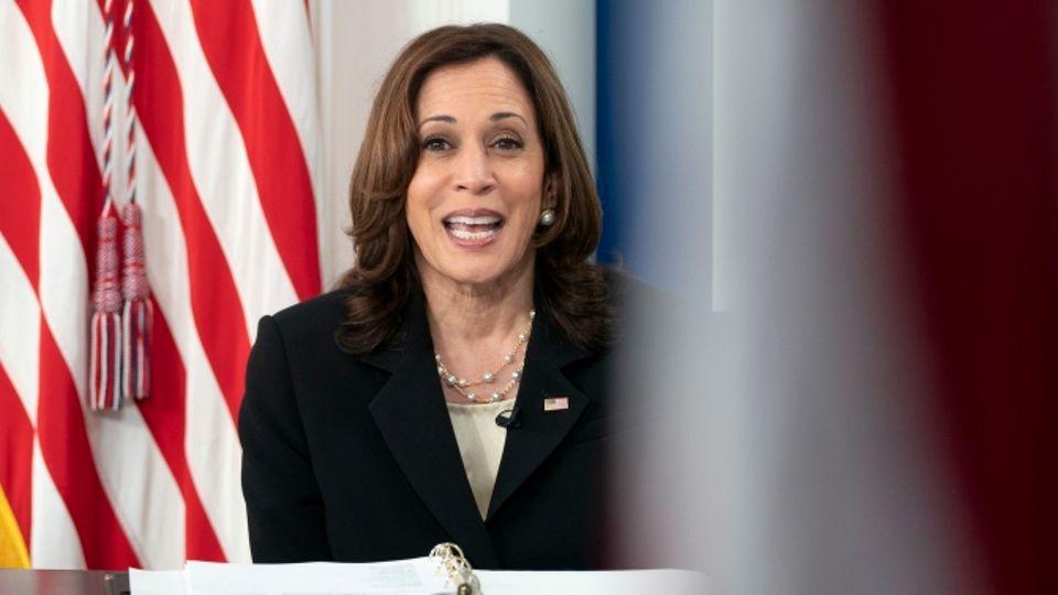 US-Vizepräsidentin Kamala Harris