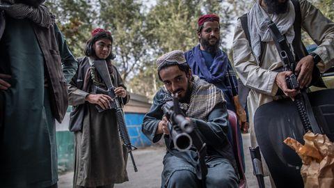 Bestrafung Taliban