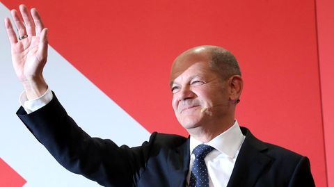 Bundestagswahl News: SPD kämpft mit Union um Spitzenplatz