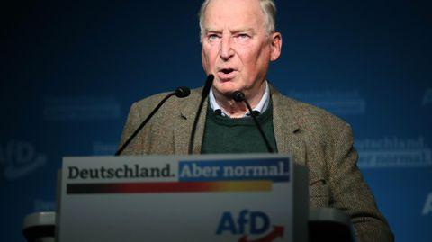AfD-Vorsitzender: Wie Jörg Meuthen den Rechtsruck der AfD verhindern wollte – und damit scheiterte