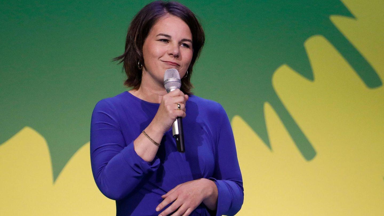 Annelena Baerbock musste in ihrem Wahlkreis gegen SPD-Kanzlerkandidat Olaf Scholz antreten– und verlor deutlich