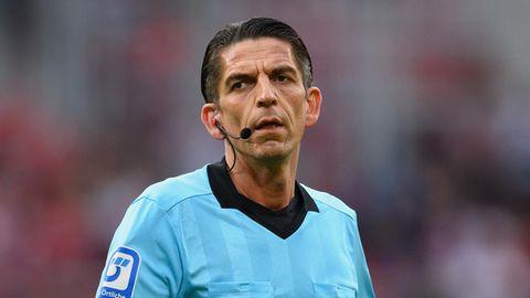 Deniz Aytekin fordert mehr Respekt für die Schiedsrichter