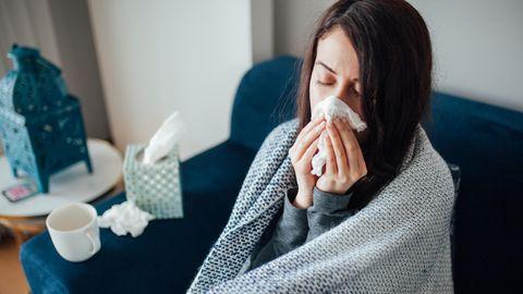 Es droht eine besonders schwere Erkältungs-Saison