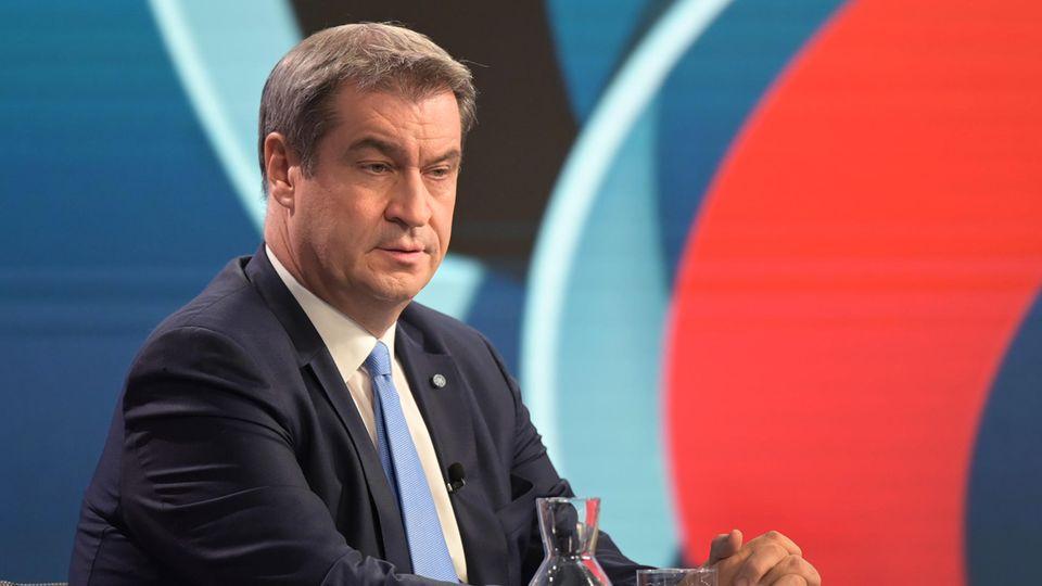 CSU-Parteichef Markus Söder