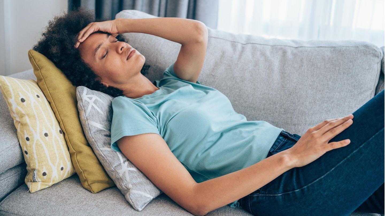 Kopfschmerzen nach Corona-Impfung