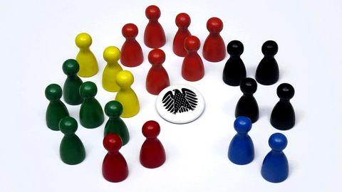 Ampel? Jamaika? Oder doch Groko? Welche Koalition und welcher Kanzler soll es sein?