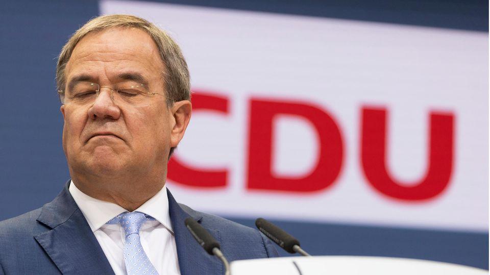 Kanzlerkandidat Armin Laschet