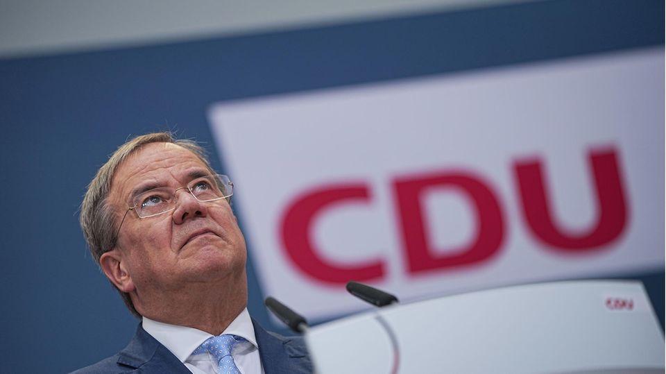News zur Bundestagswahl –Armin Laschet (CDU)