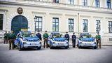 BMW i3 Polizei München