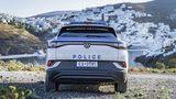 VW ID.4 Polizei Insel Astypalea