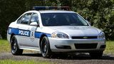 Chevrolet Impala Police 2016