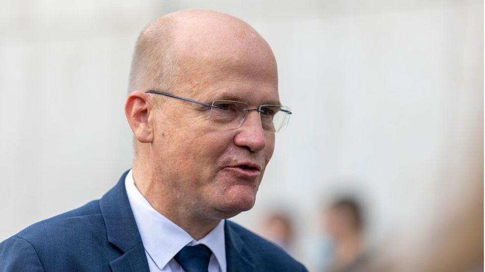 Machtprobe mit CDU-Chef Armin Laschet: Unionsfraktionschef Ralph Brinkhaus