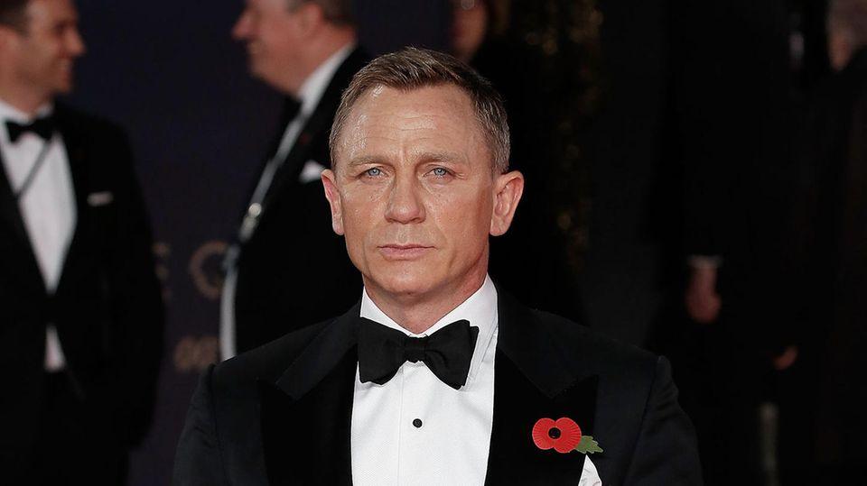 Daniel Craig, 53, war das letzte Mal James Bond