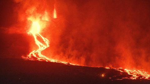 La Palma im Ausnahmezustand: Vulkan Cumbre Vieja kommt nicht zur Ruhe.